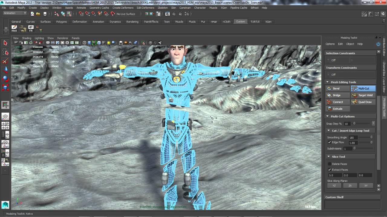 Download Gratis Autodesk Maya 2015 Full Version