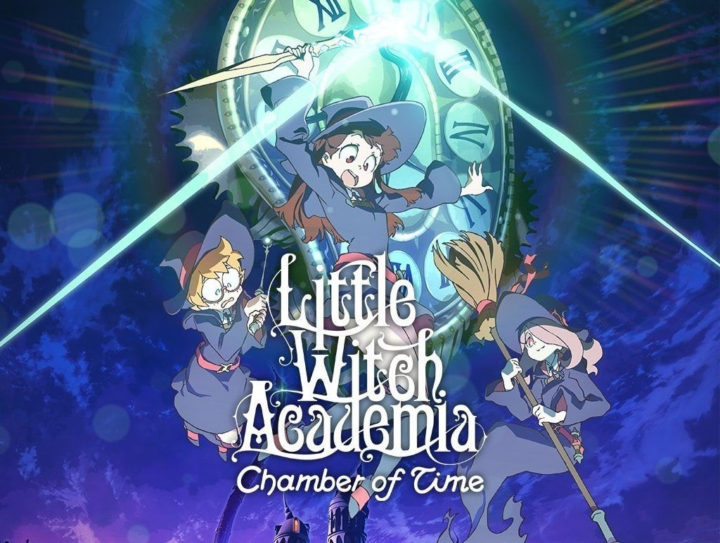 Download Game Little Witch Academia Chamber of Time - 02