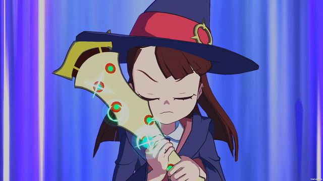 Download Game Little Witch Academia Chamber of Time