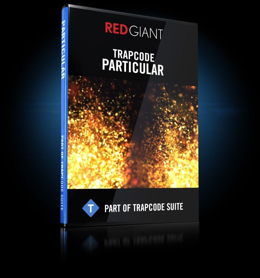 Download Gratis Red Giant Trapcode Particular Full Version