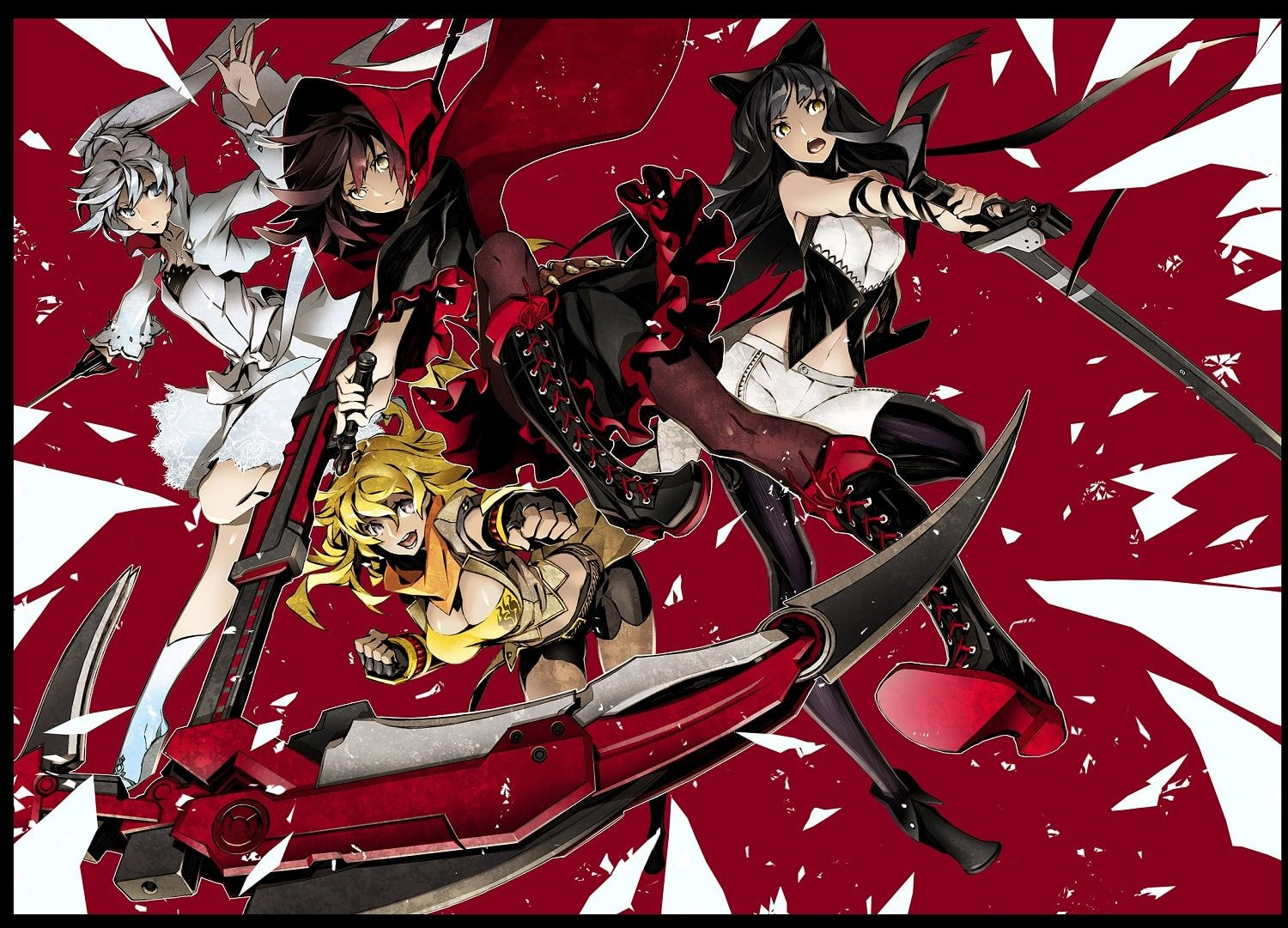 Download Game RWBY Full Version