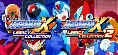 Download Game Mega Man X Legacy Collection 1 and 2