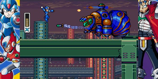 Download Megaman X Legacy Collection – 02