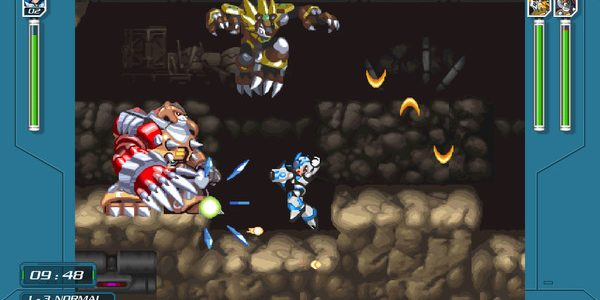 Download Megaman X Legacy Collection – 03
