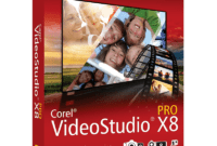 Download Gratis Corel VideoStudio Pro X8 Full Version
