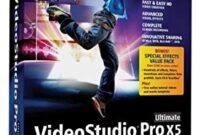 Download Gratis Corel VideoStudio Ultimate X5 Full Version