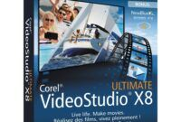 Download Gratis Corel VideoStudio Ultimate X8 Full Version