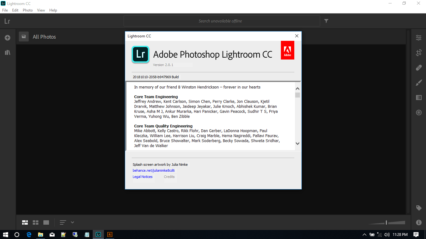 Adobe Photoshop Lightroom CC 2019 Full Version