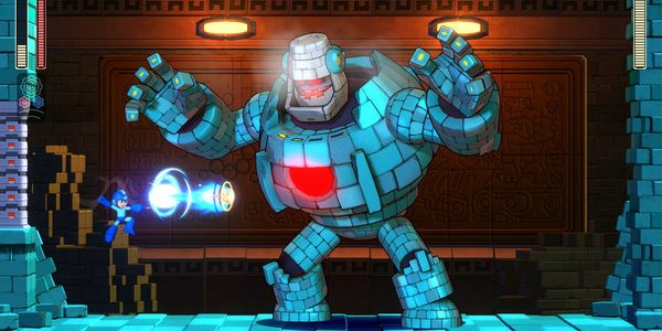 Download Game Megaman 11 Full Version – 02