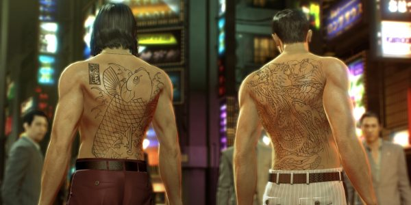 Download Game Yakuza 0 Full Version – 01