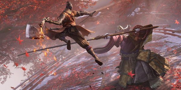Sekiro Shadow DIe Twice – 01