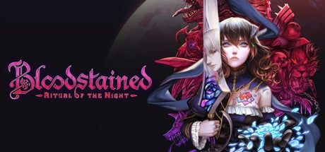 Bloodstained Ritual of The Night - Cover