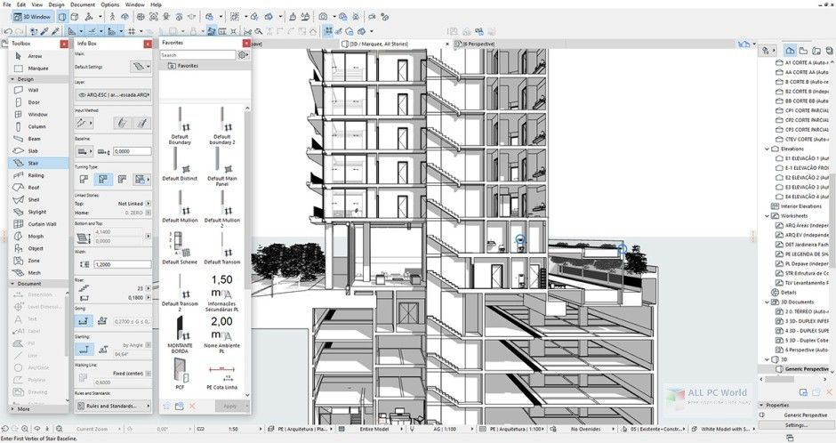 Download Gratis ARCHICAD 22 Terbaru