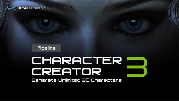 Download Gratis Reallusion Character Creator 3 Full Version