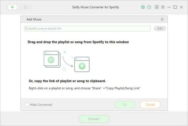 Download Gratis Sidify Music Converter for Spotify Terbaru