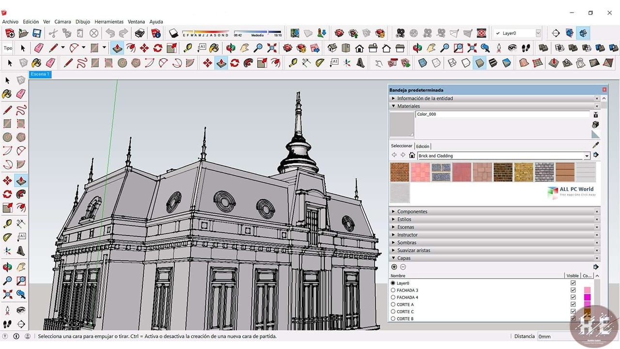 Download Gratis SketchUp Pro 2018 Terbaru