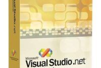 Download Gratis Visual Studio .NET 2003 Full Version