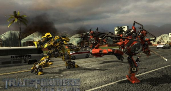 Transformers The Game – 02