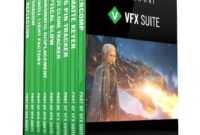 Download Gratis Red Giant VFX Suite Full Version