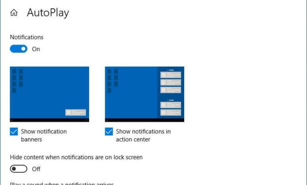 Windows 10 19h2 - Halaman Notifications & Action Yang Baru