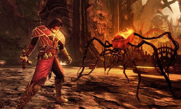 Download Gratis Castlevania Lords of Shadow Ultimate Edition Full Version-1
