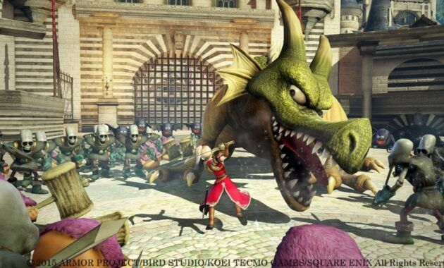 Download Gratis Dragon Quest Heroes Slime Edition Full Version-3