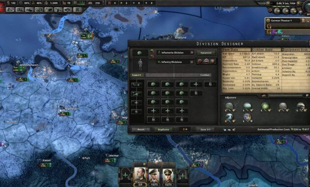 Download Gratis Hearts Of Iron IV Field Marshal Edition Full Version-1