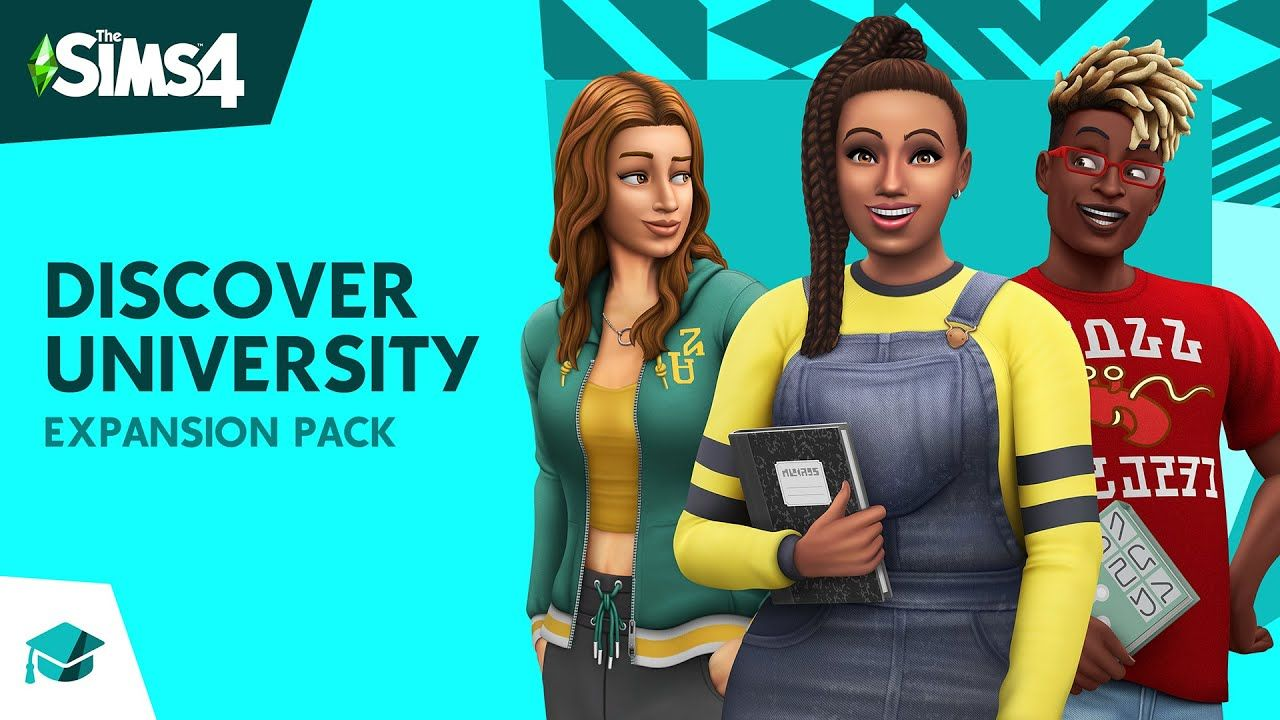 Download Gratis The Sims 4 Discover University Full Version