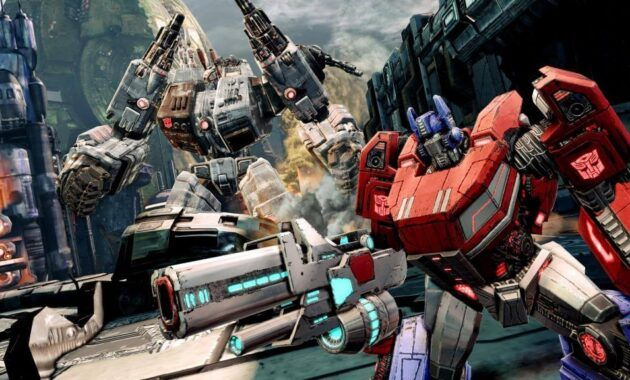 Download Gratis Transformers Fall of Cybertron Full Version-1