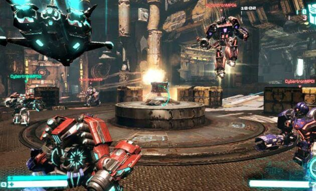 Download Gratis Transformers Fall of Cybertron Full Version-3