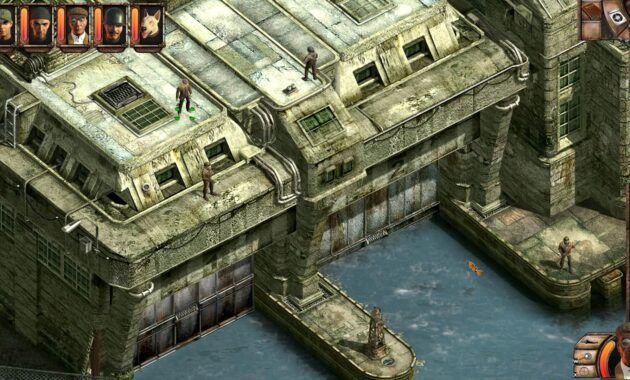 Download Game Commandos 2 HD Remaster Full Version - 4