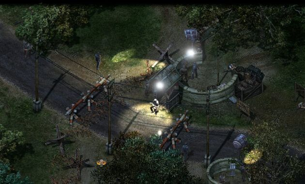 Download Game Commandos 2 HD Remaster Full Version - 5
