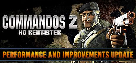 Download Game Commandos 2 HD Remaster Full Version