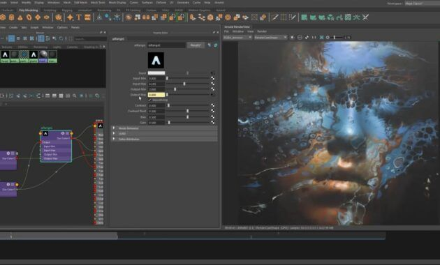 Download Gratis Autodesk Maya 2020 Full Version Terbaru-2