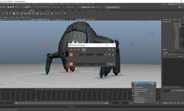 Download Gratis Autodesk Maya 2020 Full Version Terbaru-3