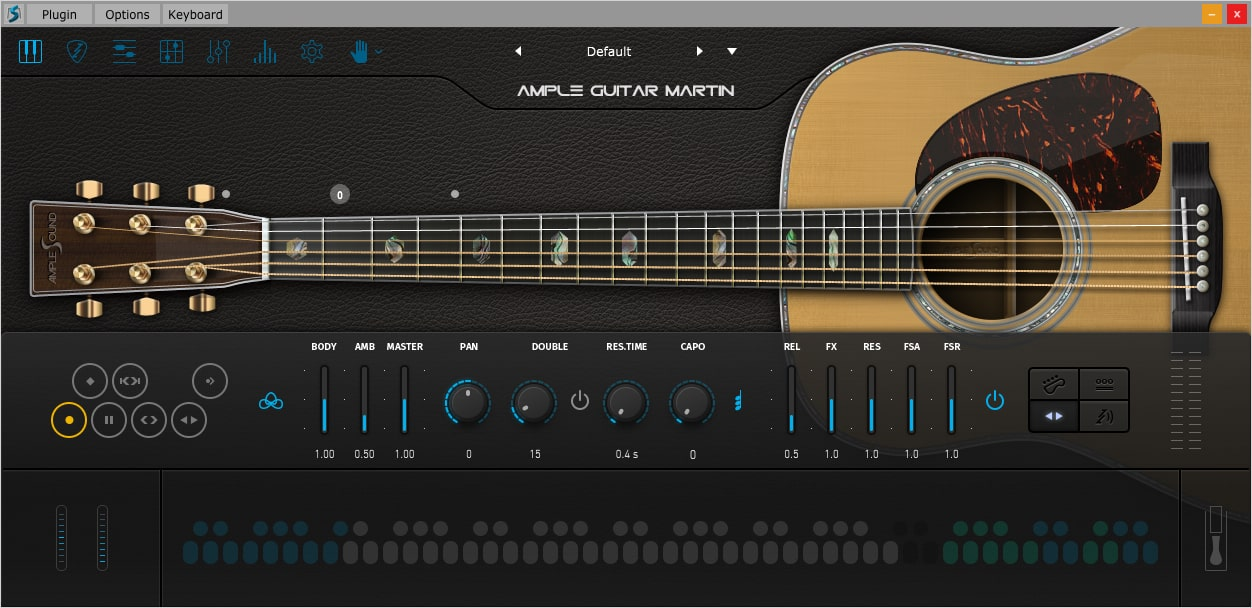 Download Gratis Ample Sound - Ample Guitar M III Full Version-0