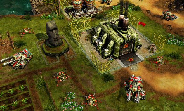 Download Game PC Command and Conquer Red Alert 3 Full Version-2