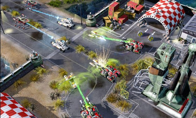 Download Game PC Command and Conquer Red Alert 3 Full Version-5