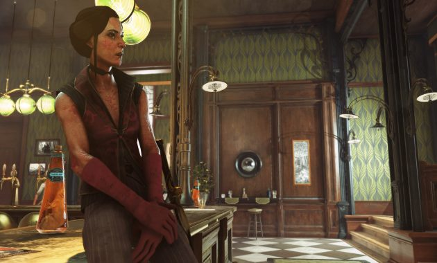 Download Game PC Dishonored Death of the Outsider Full Version-5