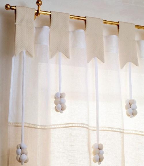 Tende di lino mastro raphael  Pannelli termoisolanti