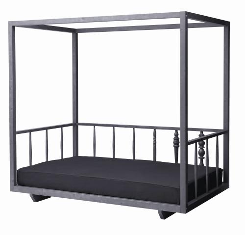 Il letto a baldacchino minimal  Casa  Design