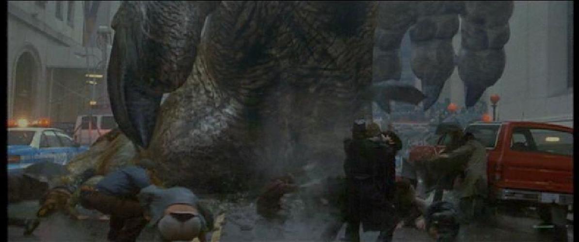 Animal Man Wallpaper Godzilla 1998
