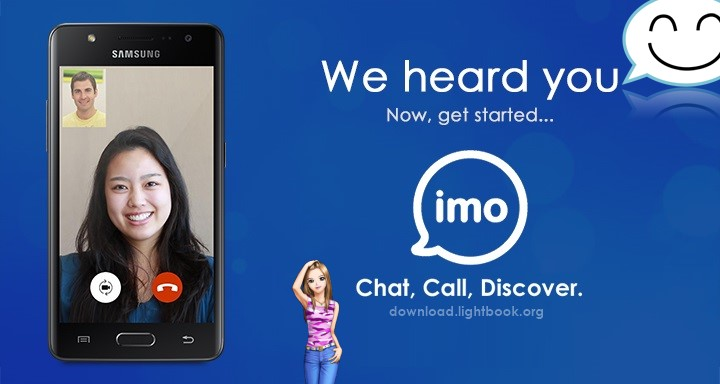 Download IMO 2018 for Free Voice & Video Calls Online Latest