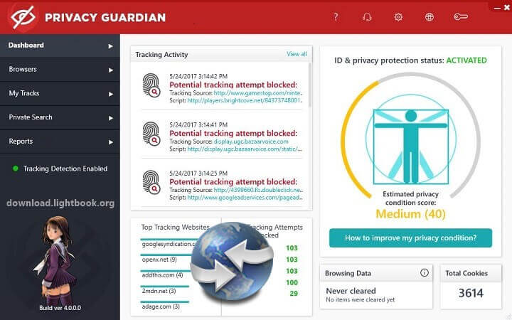 Download iolo Privacy Guardian 2019 Free Spyware Protection