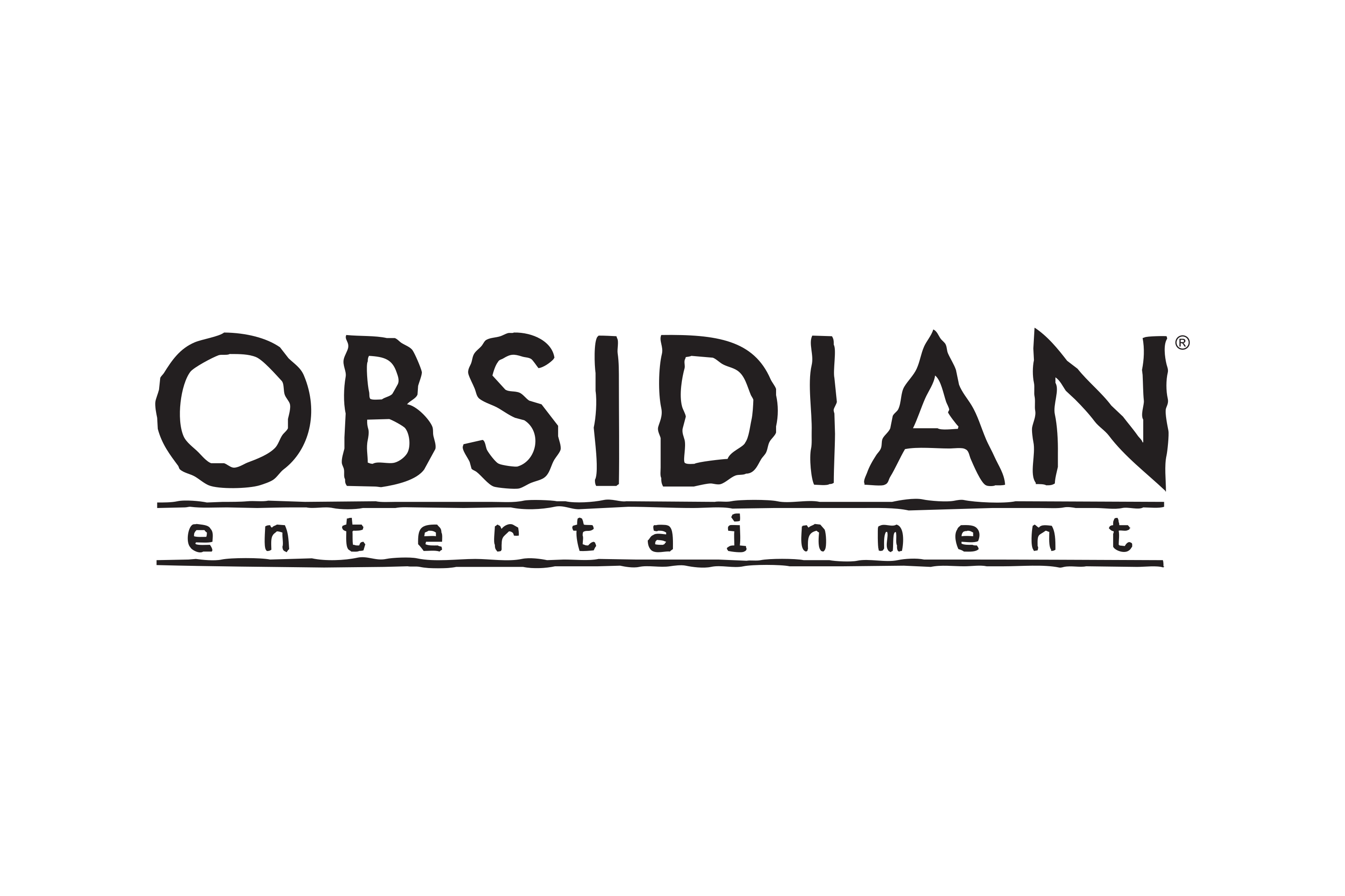 Download Obsidian Entertainment Logo in SVG Vector or PNG