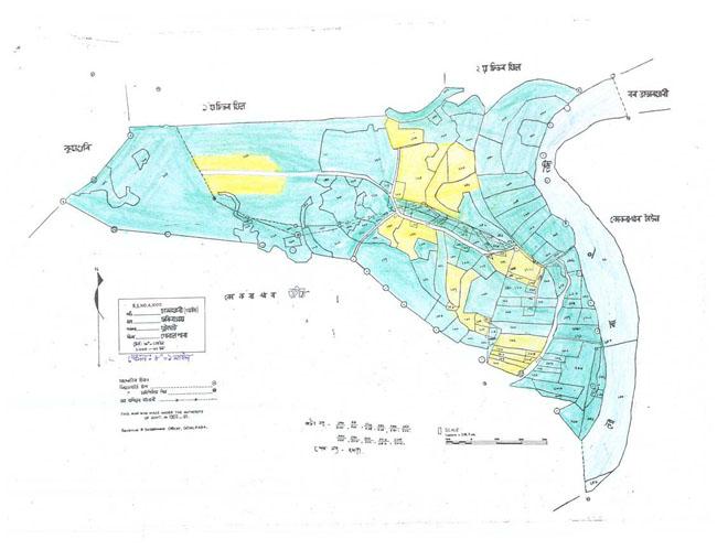Chandamari Map-3