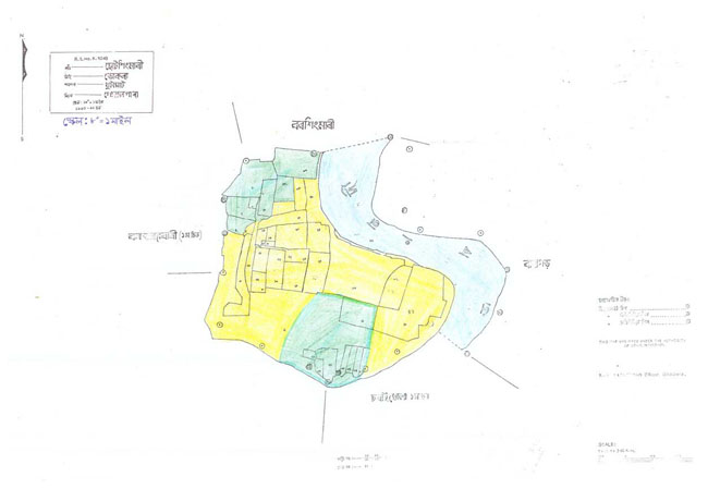 Chot Singmari Map