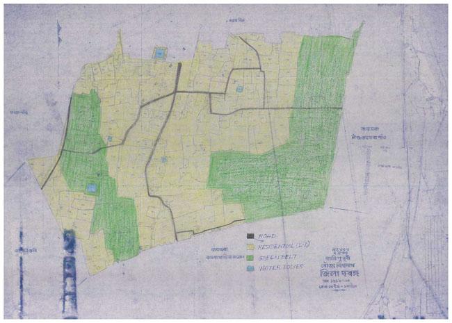 Balipukhuri Map-2