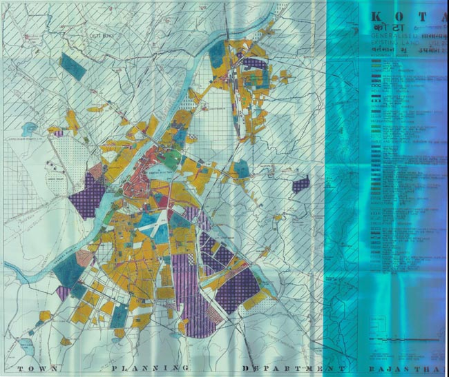 Kota Generalised Existing Use Map