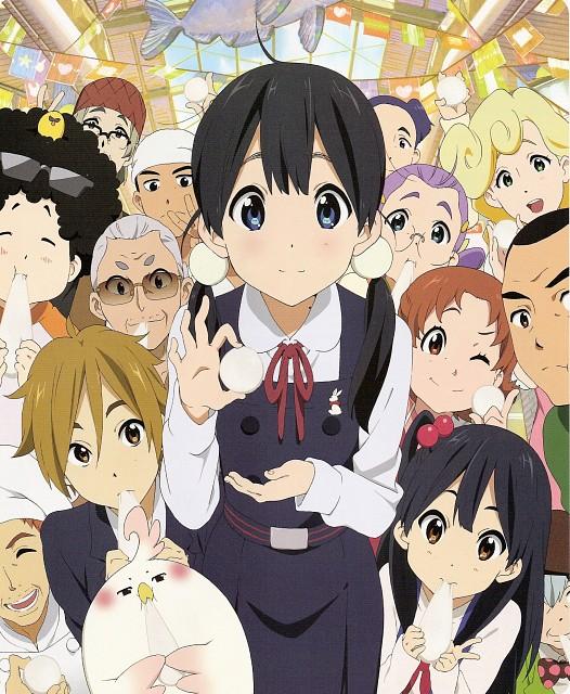 Tamako Market Mobile Wallpaper #1530492 - Zerochan Anime Image...